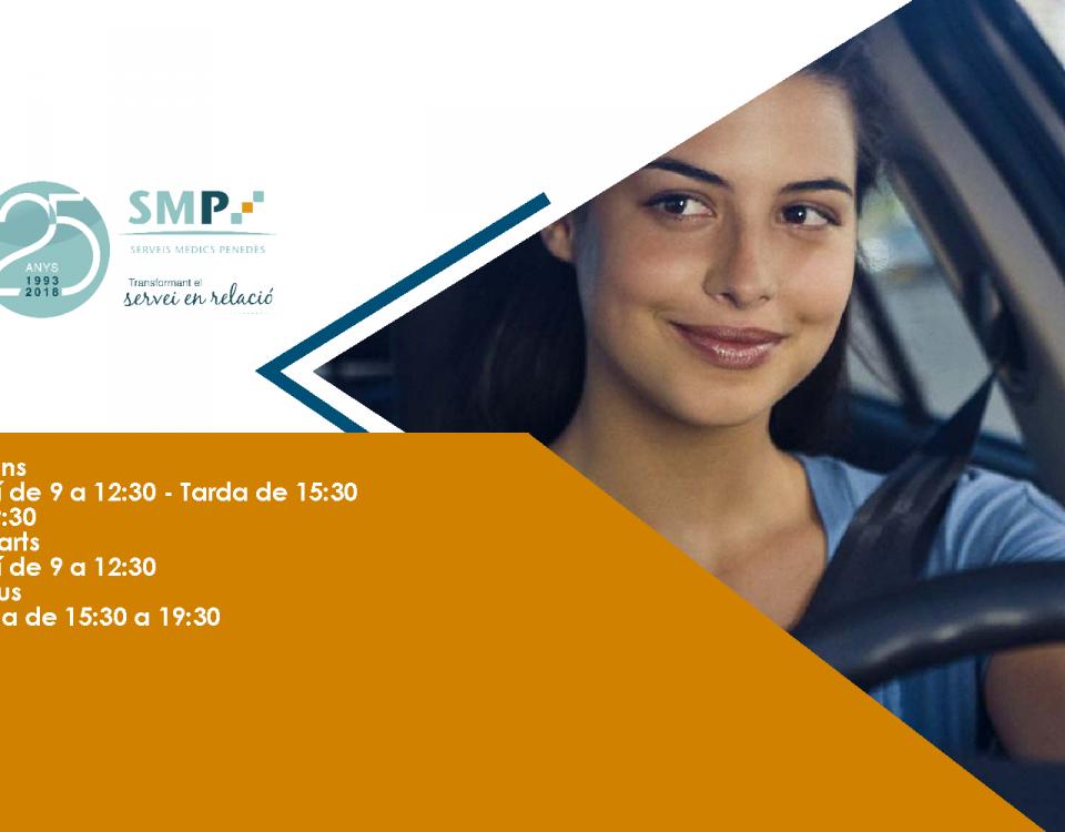 Reconeixements Mèdics SMP