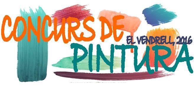Concurs de Pintura El Vendrell 2016