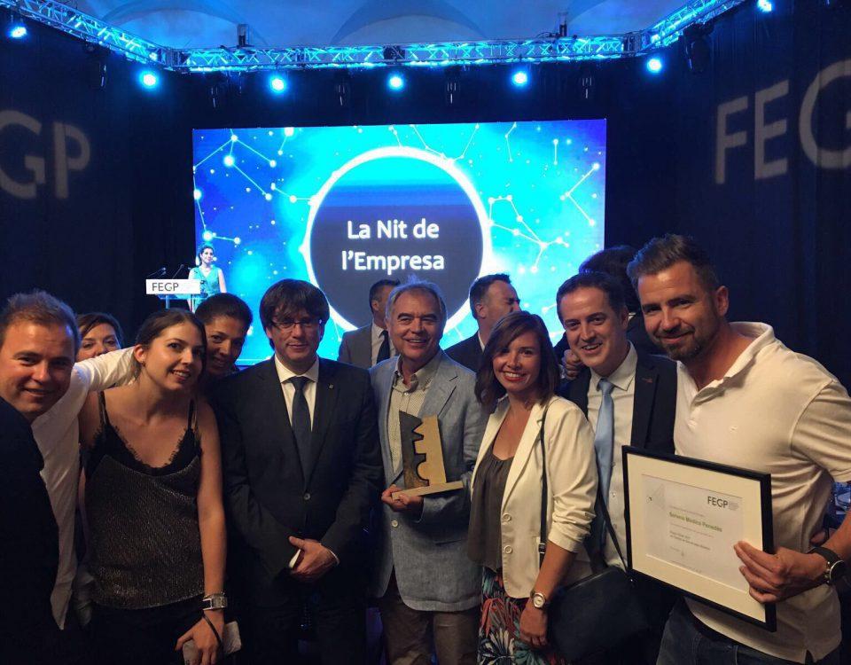 Entrega Premi FEGP a SMP