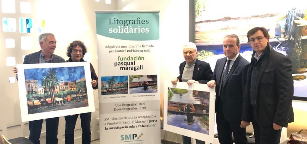 Presentació Litografies Solidàries