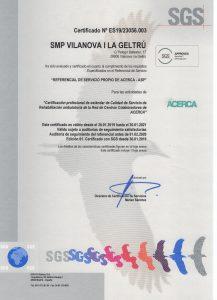 Certificat rehabilitació Servicert