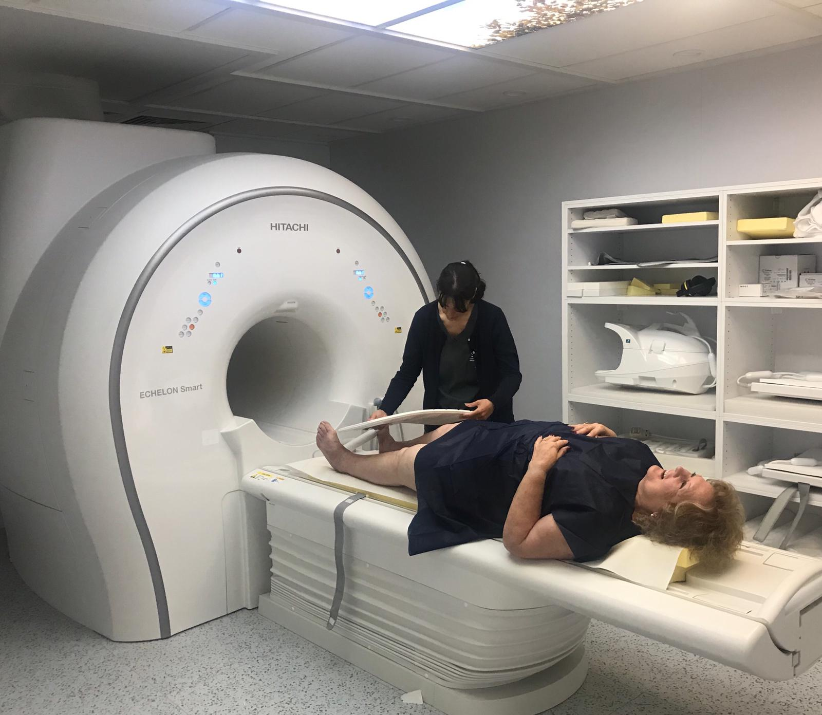 Prova ressonancia magnètica